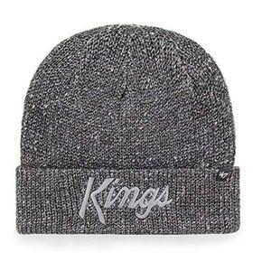 '47 Los Angeles Kings Stone Script Logo Cuff KNIT